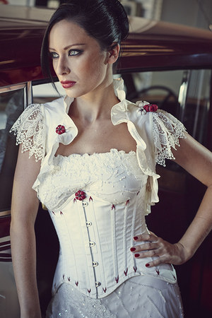 Victorian Woman by Manuela Biocca jacket