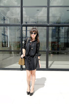 leather Zara bag