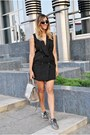 Silver-marc-by-marc-jacobs-shoes-black-shein-dress-black-freyrs-sunglasses