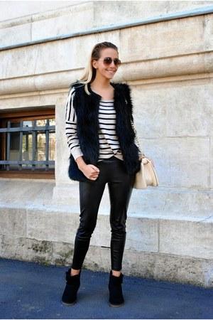 kenvelo sweater - Front Row Shop pants