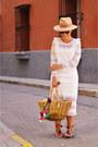 White-lefties-dress