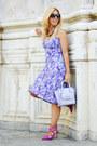 Periwinkle-asos-bag-hot-pink-zara-heels