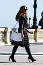 Black-lefties-sweater-white-zara-bag-black-promod-skirt
