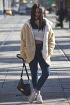 pull&bear jeans - Primark bag
