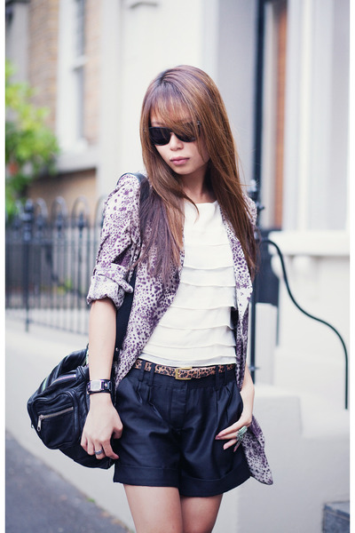 periwinkle Schwing schwing cardigan - black shopakiracom sam edelman heels
