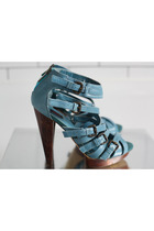 blue Siren shoes