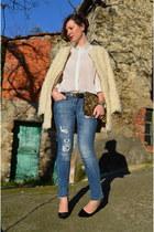 romwe coat - VJ Style shirt