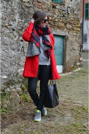 romwe coat