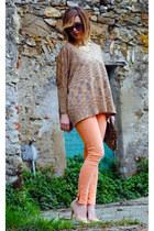 Zara pants - Nellycom heels