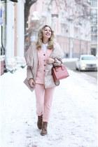pink mi Michael Kors bag