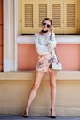 Tan-le-pandorine-bag-peach-bazzr-shorts-black-cameron-james-co-sunglasses