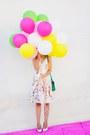 Green-dressin-bag-hot-pink-aloha-eyes-sunglasses-white-sammydress-heels