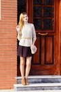 Tawny-similar-boots-dark-brown-similar-dress-beige-similar-sweater
