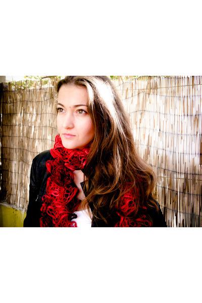 Mashacrochet scarf
