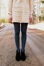 Black-target-boots-eggshell-erin-fetherston-for-target-dress