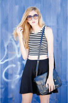 Misako bag - Primark sunglasses - Lefties skirt - Stradivarius top