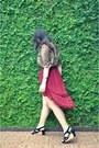 Zara-blouse-chiffon-porcupid-closet-skirt