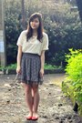 Lace-forever21-top-flowery-zara-skirt-h-m-flats