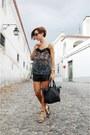 Black-parfois-bag-black-ankle-strap-ebay-shorts-lingerie-sunglasses