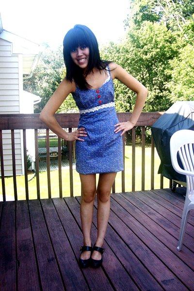 First DIY dress ;o)