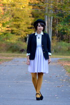 mary janes Jeffrey Campbell shoes - American Apparel dress
