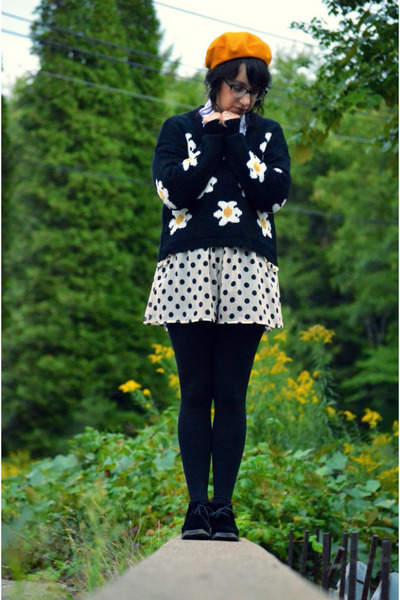 black daisy pullover chicnova sweater