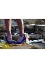 Teal-babydoll-vintage-dress-blue-irregular-choice-shoes