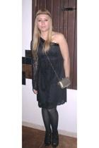 MNG dress - purse