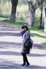 Heather-gray-tartan-topshop-dress-heather-gray-vintage-hat
