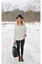 ivory Terranova sweater
