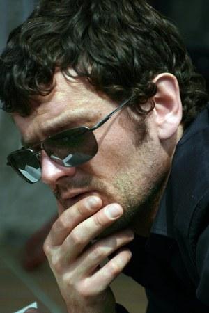 Levis blazer - Ray Ban glasses