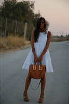Chloe dress - Chloe bag - H&M heels