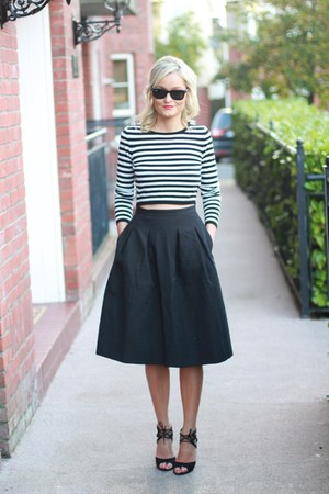 H&M skirt - H&M top