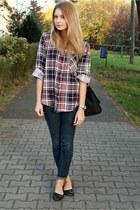 vintedpl shirt - Secondhand jeans - etorebkapl bag