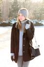 Black-tally-weijl-coat-heather-gray-c-a-sweater-black-zara-bag