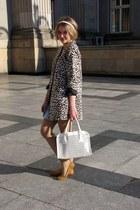 H&M jacket - Glitter bag