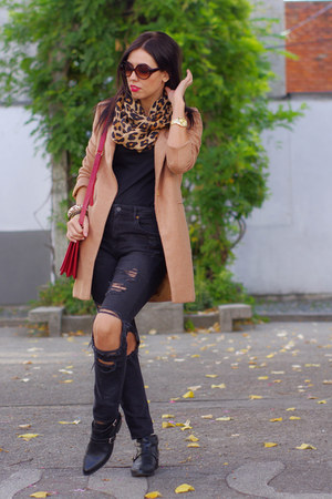 Sheinside coat - Sheinside coat