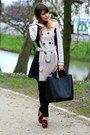 Beige-topshop-coat-black-zara-bag-ruby-red-asos-heels