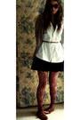 Arezzo-shoes-lelis-blanc-dress-asos-glasses