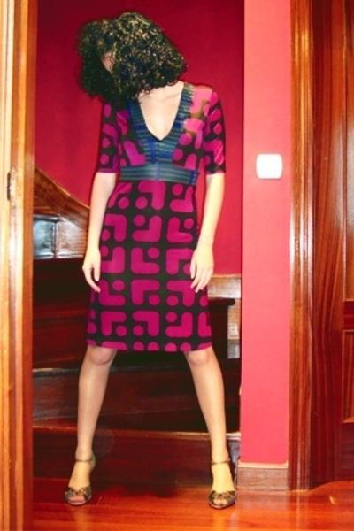 Custo Barcelona dress - Fosco shoes