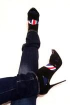 Zara shoes - oxford street socks - calvin klein jeans