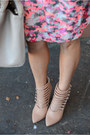 Buckle-up-nude-boots-gap-dress-military-jacket