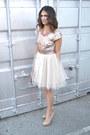 Sequin-tutu-dress-heels