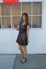 Black-sequin-tobi-dress