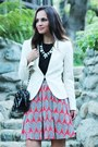 Cream-h-m-blazer-black-open-toe-sole-society-heels