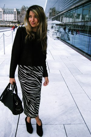 cotton GINA TRICOT skirt