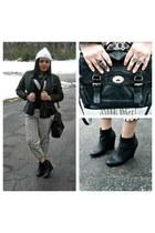 Zara pants - Forever21 shoes - Zara top