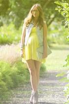 asos boots - Topshop dress