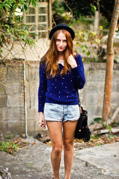 Sheinside sweater - asoscom hat