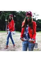 Mango jacket - Mango jeans
